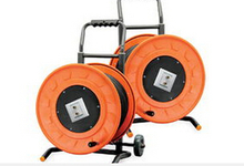 Spring Type Cable Reel With Built-in Slip Ring