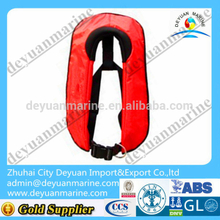 275N Inflatable Life Jacket For Sale
