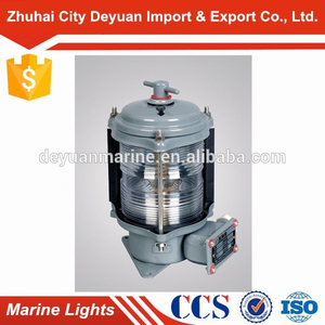Waterproof Marine Single-deck Navigation Signal Masthead Light CXH3-2C