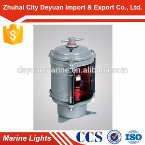 Waterproof Marine Single-deck Navigation Signal Port Light CXH2-2C