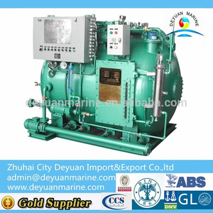 Marine Sewage Treatment Unit