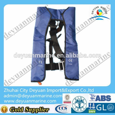 Hot sale, high quality, inflatable life jackets for adult/life vest/swimming jacket