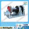 BV Approve Single Drum Electric Anchor Windlass