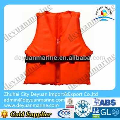 150N Manual Inflatable Nylon/Waterproof Life Jacket