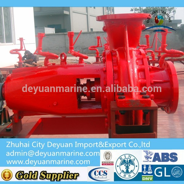 Fire Fighting Pump for FiFi System(1200M3/h)