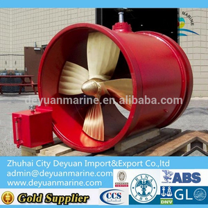 Diesel Or Electric Driven Marine Bow Tunnel Thruster