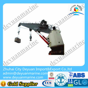 Type RLS Ship Deck Crane with Good Price
