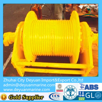 Marine Hydraulic Tugger Winches/Capstans