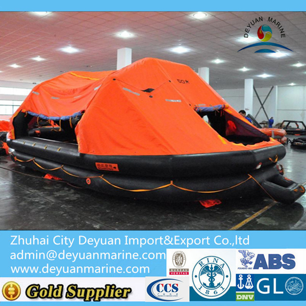 KHZ Type Self-Righting Inflatable Liferafts