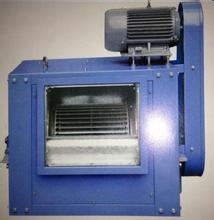 Marine Rectangular Pneumatic Fire Damper