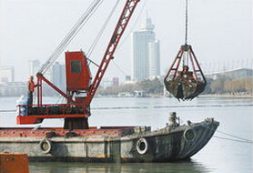 Cutter-suction Dredger