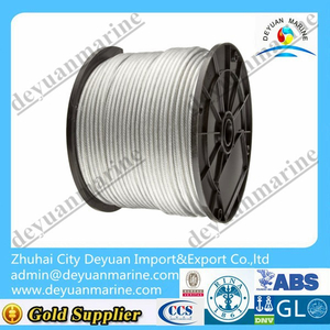 Marine use winch rope moring rope