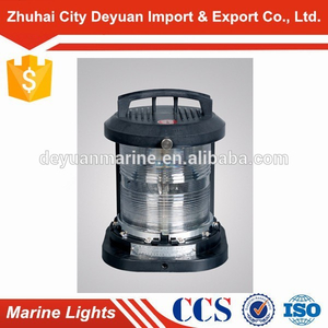 Marine Single-deck Navigation Signal Masthead Light For Sale
