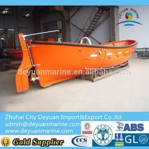 Hot!!! Open Type FRP Life Boat For Sale