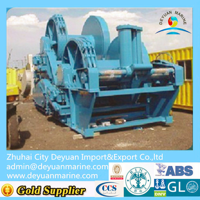 300T Anchor handling/towing winch
