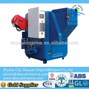 Solid Waste Ship Incinerator Bilge Water Liquid Waste Incineration Power Plant for sale
