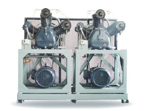 30 Bar Marine Air compressor