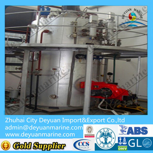 Oil Heater for Marine Boiler