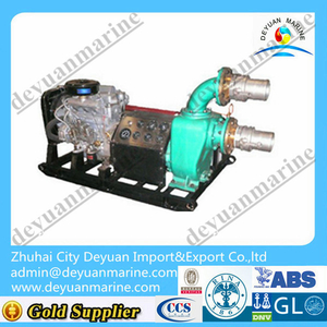 Marine Diesel Fire Water Pump