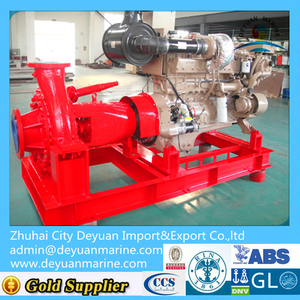 External fire pump for fire fighting system(600M3/h)