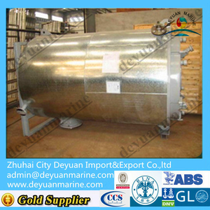 Horizontal Type Domestic Marine Oil Fired Hot Water Boiler
