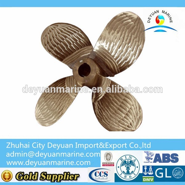 Marine 4 Blade Fixed Pitch Propeller