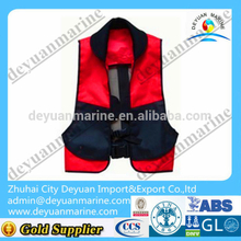 SOLAS Adult PU & Polyester Life Jacket