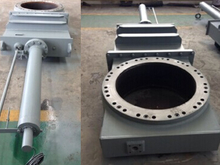 Dredge Hydraulic Gate Valve