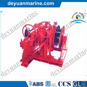 Electric Anchor Windlass and Mooring Winch Dy170207