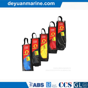 150n Neoprene Manual Inflatable Lifejacket 275n Buoyancy Lifevest for Adult Used