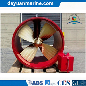 Marine 4 Blade Fixed Pitch Propeller Dy0204