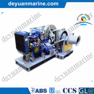 Electric Anchor Windlass with CCS/CE Certificate