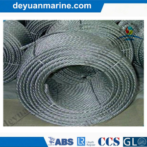 Mooring Wire Rope for Ship