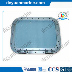 Marine Fireproof Rectangular Windows
