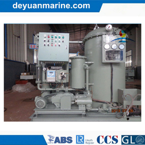 China 15ppm Bilge Water Separator Oil Water Separator Supplier