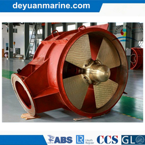 Hydraulic Driven Tunnel Thruster/Bow Thruster