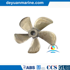 5- Blade Marine Fixed Pitch Propeller