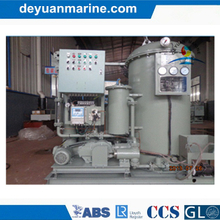 Imo Mepc 10749 and 22764 Standard Uscg Approved Sewage Treatment Plant 15ppm Bilge Oily Water Separator Oil Sludge Separator