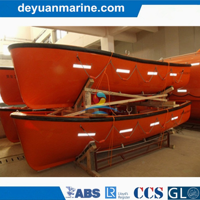 Open Type FRP Lifeboats in Sale