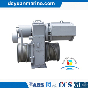 Rescue Boat Winch for Ship Use