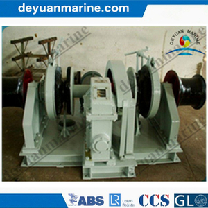 Marine Hydraulic Anchor Windlass Dy170302