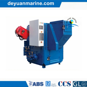 Small Marine Incinerator for Ship Medical Incinerator with 30kg Capacity