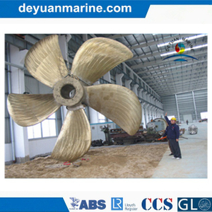 79600dwt Bulk Ship Fixed Pitch Propeller