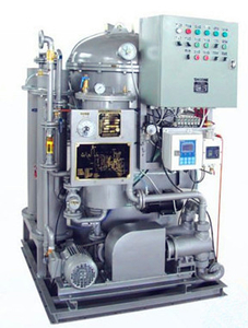 0.25m3/H~5.0m3/H Capacity 15ppm Oily Water Separator Ship Bilge Water Separator with High Quality