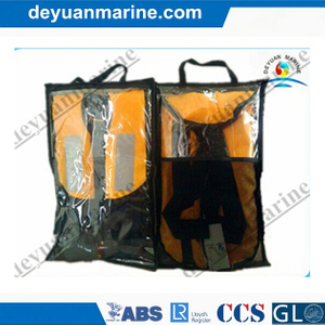 150n Manual and Automatic Inflatable Lifejacket Ce Approval Solas Standard with Good Quality