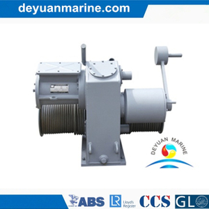 Marine Accommodation Ladder Winch with Good Quality