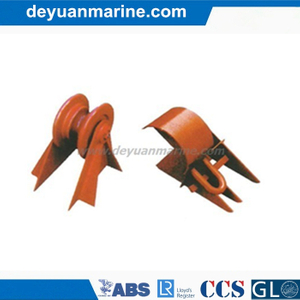 Marine Screw Type Cable Releaser Permanent Anchor Chain Chaser