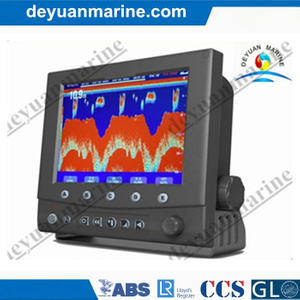 10 Inch TFT Dual-Channel Sounder