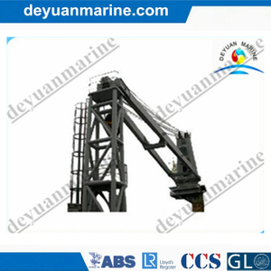 Type Wls Deck Crane