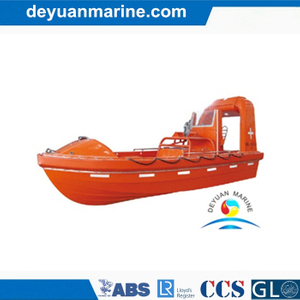 CE Approved Fast Rescue Boat
